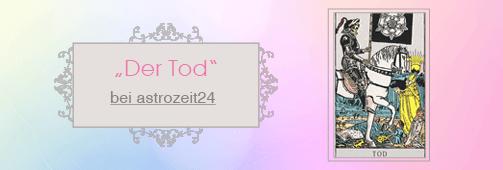 Tarotkarte Tod