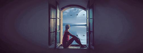 Bedeutung vom Traumsymbol Fenster