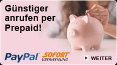 Paypal Kartenlegen Prepaid Hellsehen Sofortüberweisung Tarot