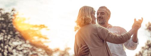 Beziehungsglück: Aufeinander zugehen